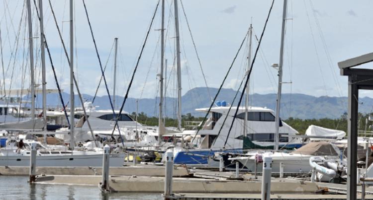 Other Ports Including Port Denarau Marina Sustained Damages