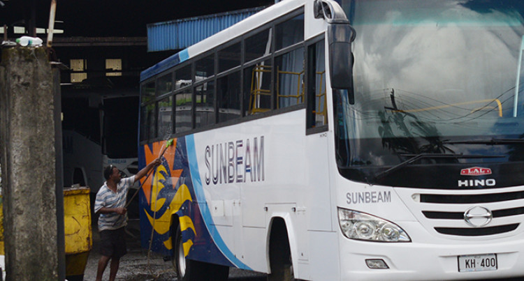 Workers Not Sent Home, Says Major Bus Company