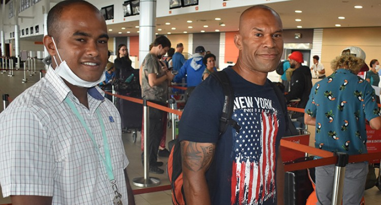 Fijian Born British Army Soldier Grateful For Repatriation Flights As Brits And Europeans Head Home