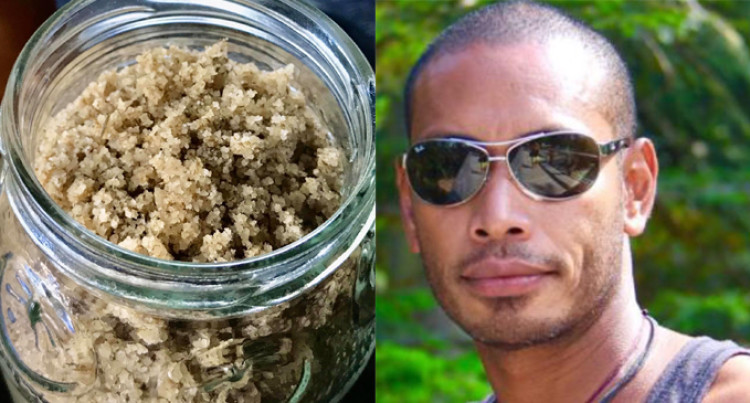 Diving Instructor Turns To Salt Making