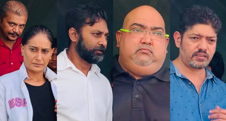 5, Including Top Businessmen, Charged With Social Gathering Violation