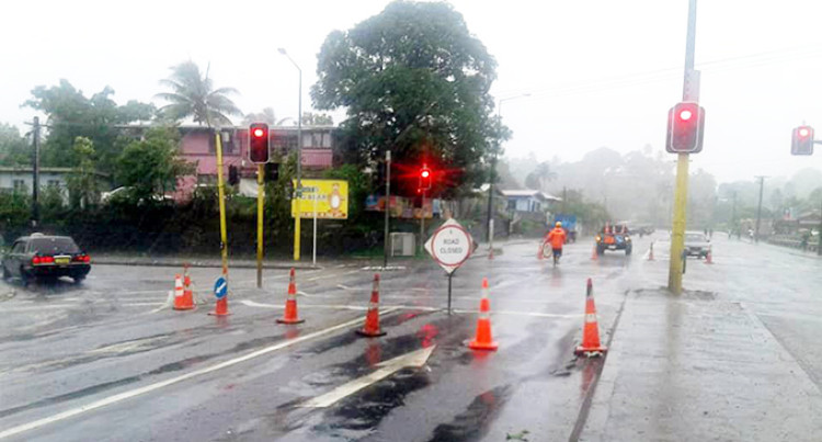 Cyclone Harold: Movement On Viti Levu Restricted, Only Emergency Services Allowed On Roads
