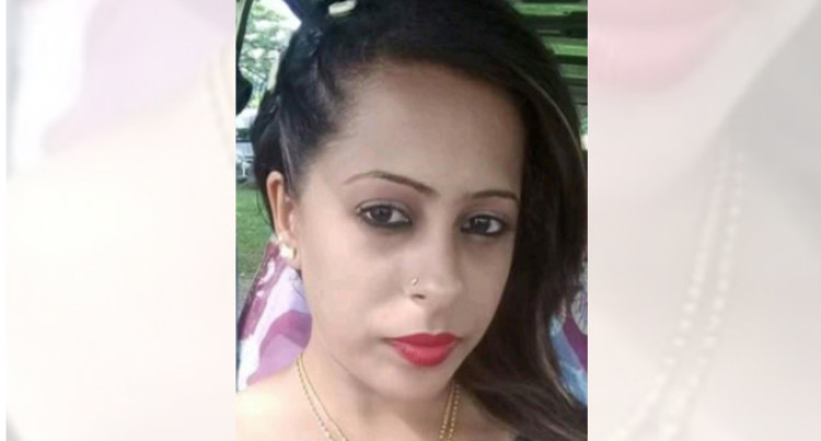 MISSING: Shafina Shainaz Mohammed