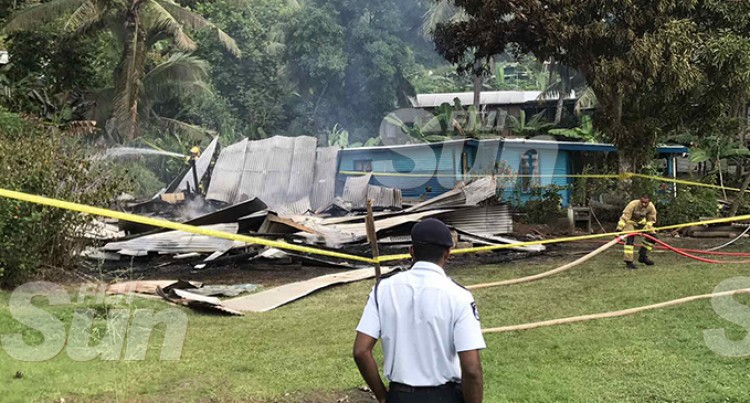 4 Killed In Labasa House Fire