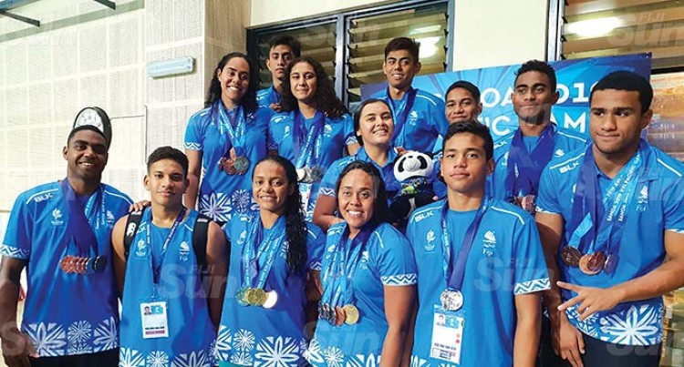 Fiji Swimming Utilises Scholarship Funds