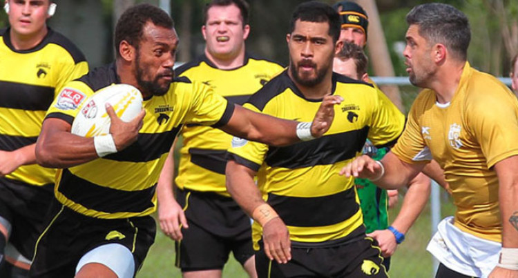 Fijians Spice Up MLR