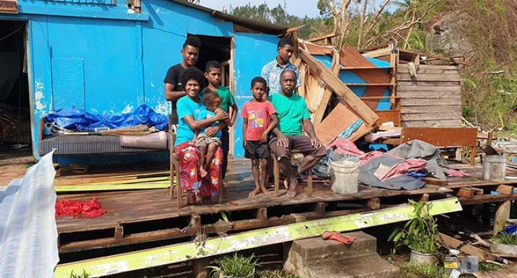 Mother Tells of Cyclone Harold Ordeal