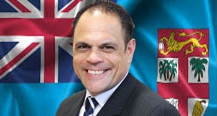 Craig Strong Is New CEO Of Investment Fiji