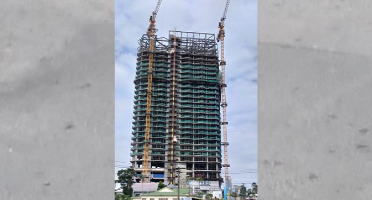 Leeway For Some Work To Be Done On Fiji's Tallest Building