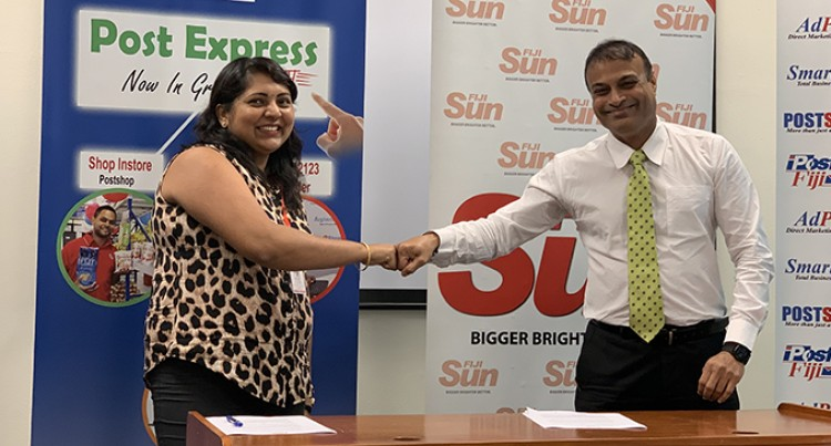 Fiji Sun Gets Wider Coverage Through Post Fiji Agreement
