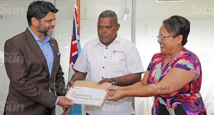 Total Donates More Than $60K To COVID-19 Relief Response
