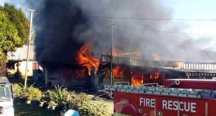 14 Homeless After Vatukoula Home Razed By Fire