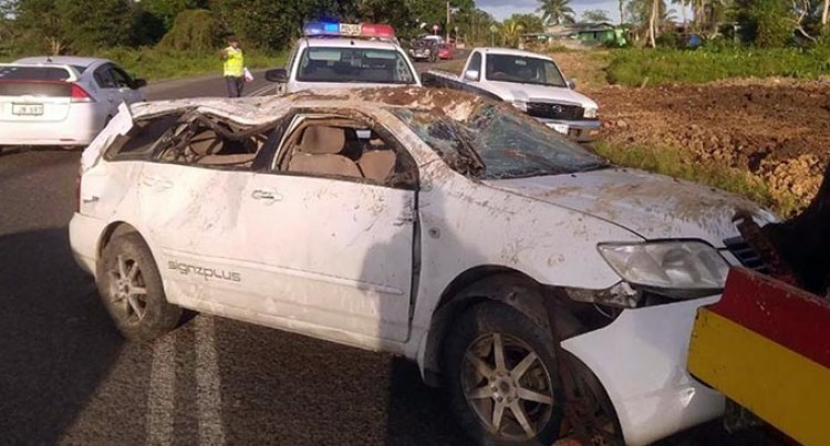 Man From Tailevu Dies Following A Road Accident Along Nadali Bypass