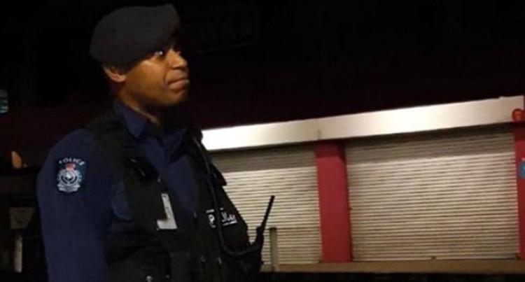 Man Hides In Drain To Avoid Arrest, Plan Fails