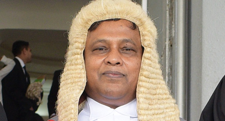 Fiji's Acting Chief Justice Says High Court Judges Order Was Invalid