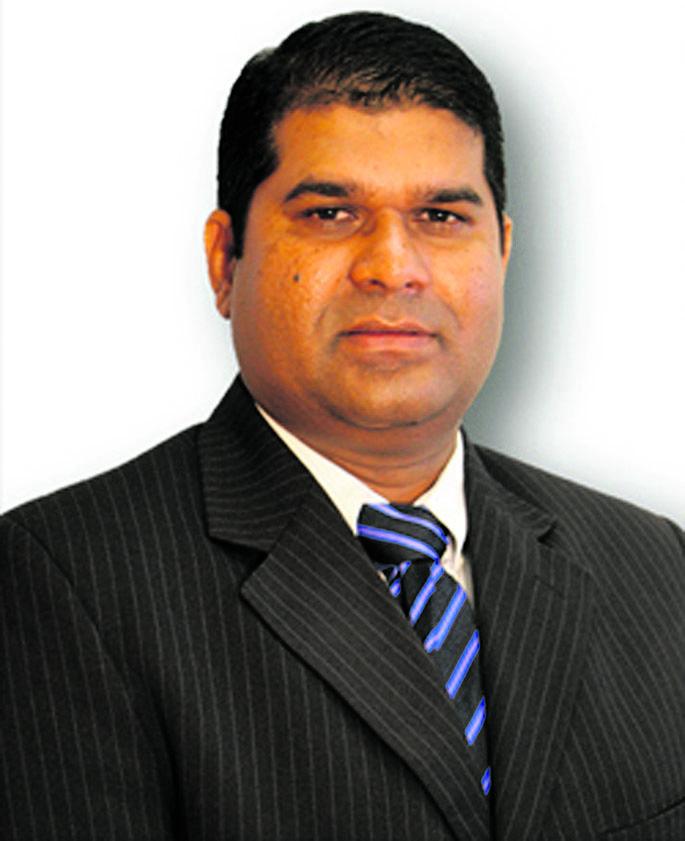 Reserve Bank of Fiji Governor Ariff Ali.