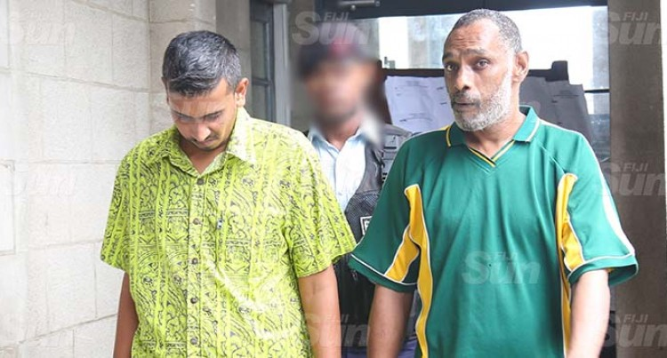 Duo Alleged To Have Thrown Contraband Into Remand Centre Front Court