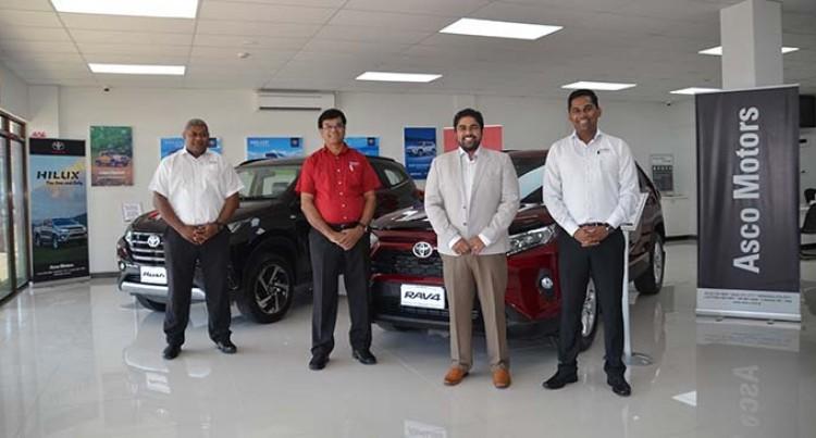 ASCO Motors Official Opening Of Its Lautoka Showroom