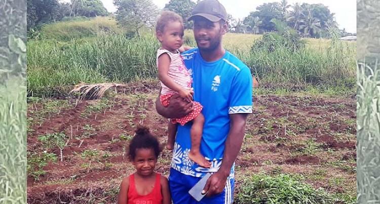 Lautoka Mid Fielder Radrigai Turns To Gardening