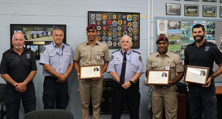 Fiji Corrections K9 Unit Boosts Capacity
