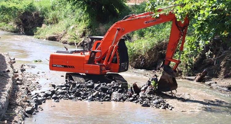 Desilting Works To Reduce Rakiraki Town Floods
