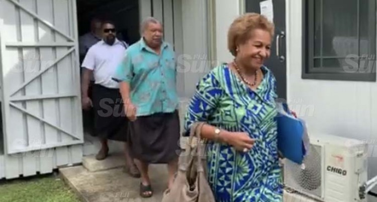 SODELPA Faction Makes Submission To Registrar Of Political Party