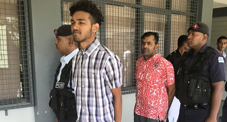 Two In Court For Benau Murders And Arson