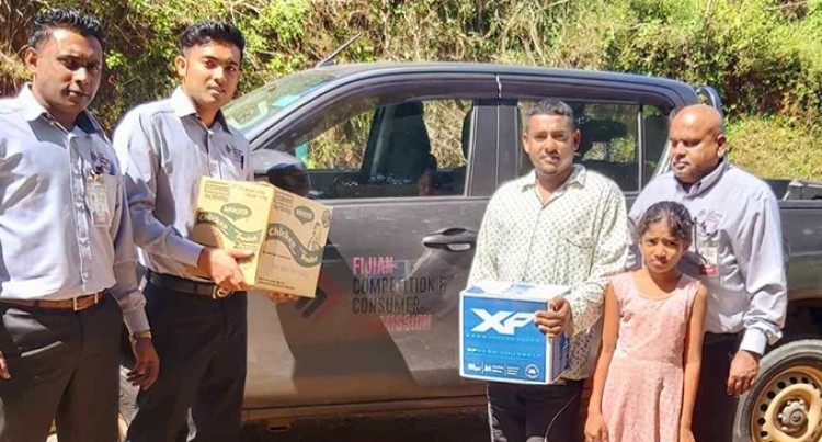 Good Samaritans Help Imran Family After Fiji Sun Report