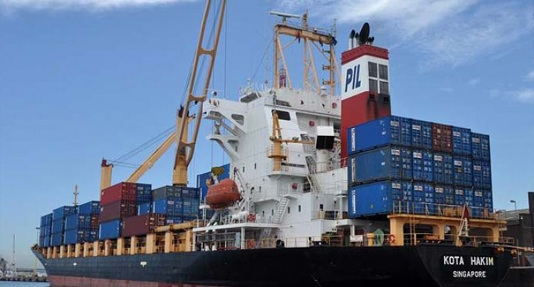 Decline In Cargo Volumes Due To Pandemic