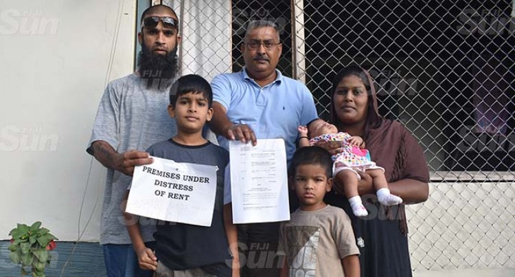 Nadi Evicted Family To Return Home