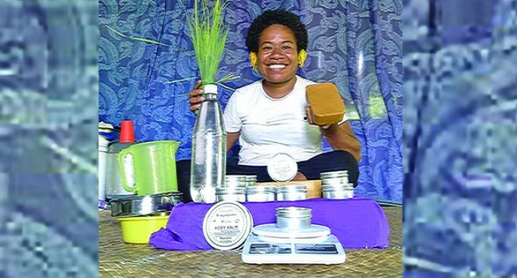 Made From Scratch, Tunuloa Entrepreneur's Herbal Balms