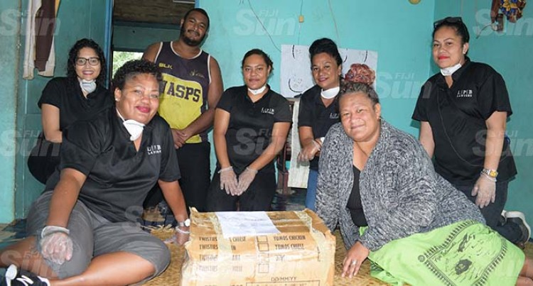 Lawyers Help Families In Need, Mother Grateful To Assistance