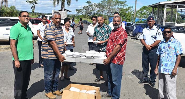 Sugarcane Group Provide Food For Frontliners