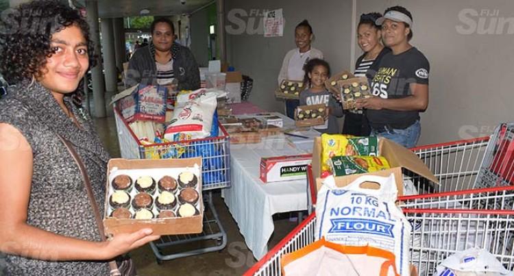 Lauta Trades Cupcakes For Groceries To Help Kadavu Islanders