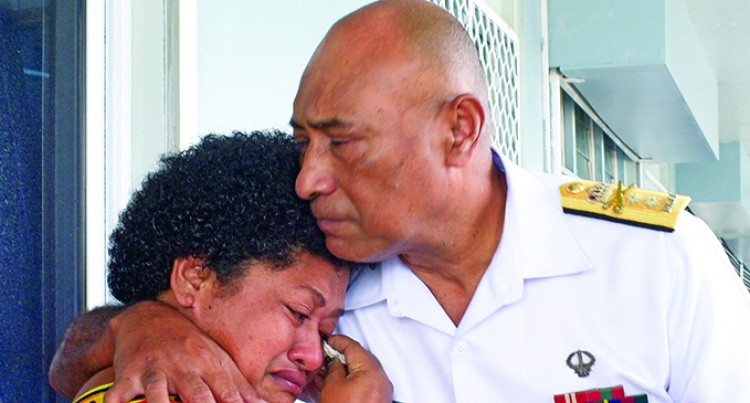 Vanuavatu Sisters Reunite With The Crew Of RFNS Kula That Saved Them 25 Years Ago