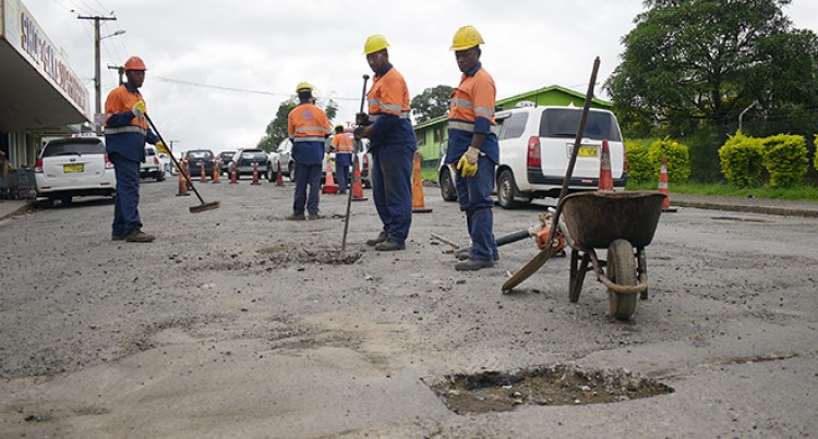 Authority To Rehabilitate 57 Roads