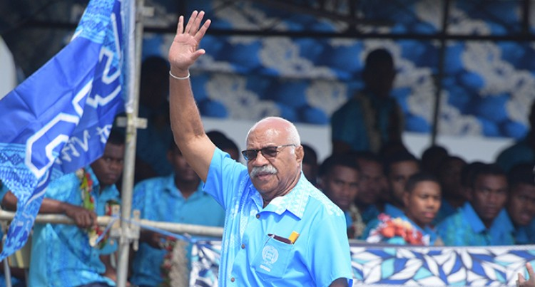 No Appeal Over Governance Issues: Rabuka
