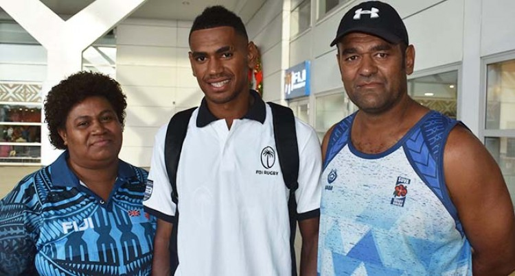 Rising Fijian Star Sets Eyes On Olympic Games And Rugby World Cup