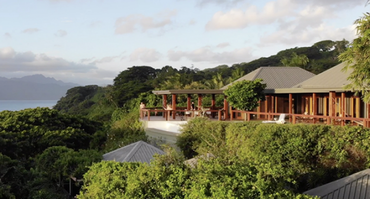 Let's Go Local: Tavola Villa Fiji Offers Positive Wellness Retreats