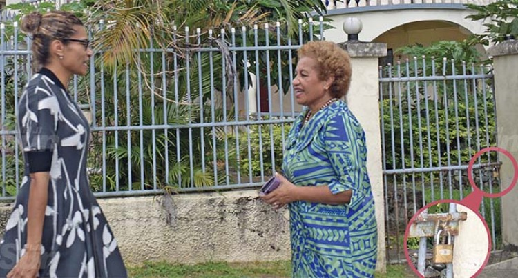 New SODELPA Acting General Secretary Locked Out Of Headquarters: Who's Got The Keys?