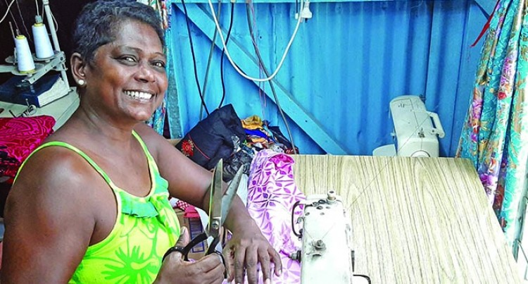 Using Sewing Skill To Assist Others