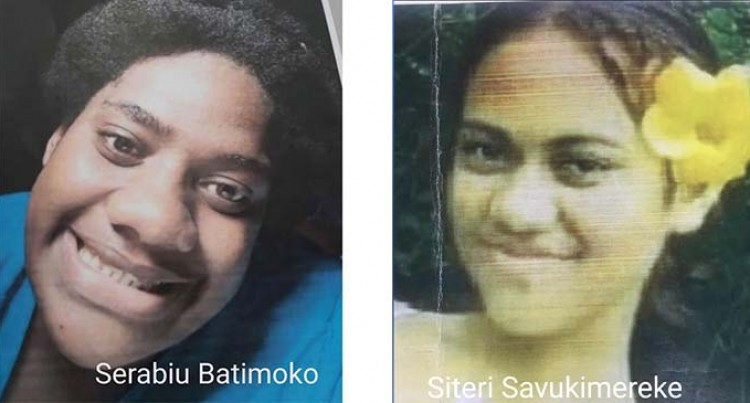 19-Year Old, 16-Year-Old Reported Missing At Valelevu Police Station