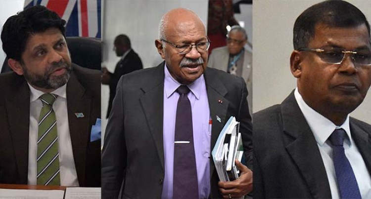 3 Parties And Their Reaction To FICAC Probe On MPs