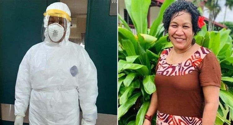 On The Frontlines: Cleaner Puts Hand Up, Risks Health To Do Job