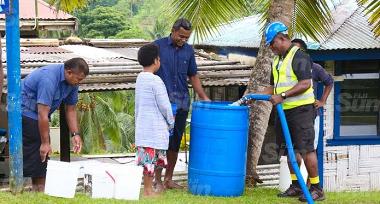 Repair Need Cuts Water Supply In Suva, Nausori