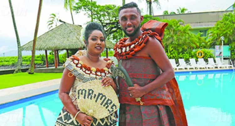Couple Inks Love After Years Of Courting
