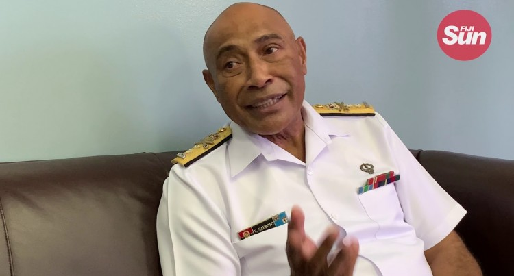 A Day That I Will Never Forget: Exclusive Interview With Rear Admiral Naupoto
