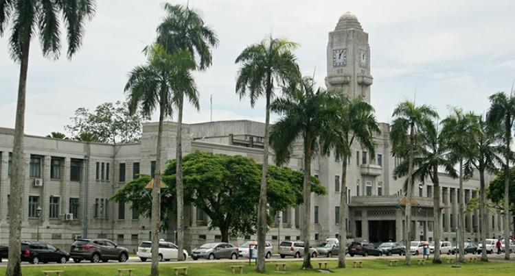 Parliament of Fiji Update
