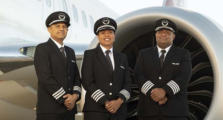 Fiji Airways Captain Seini, Wife, Mother, Daughter