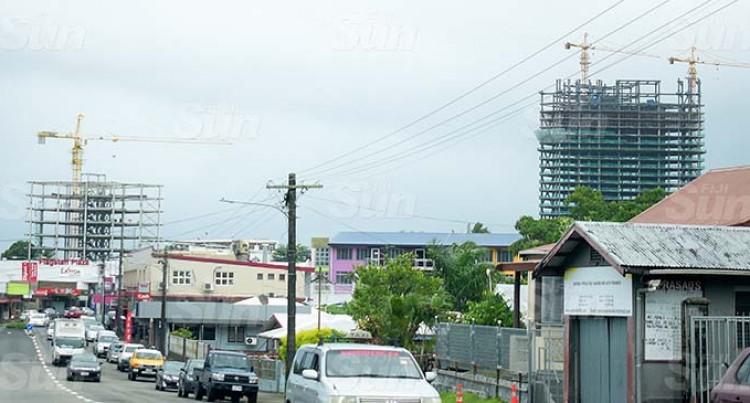 Stop Order Issued To Three Of Suva's High-Rise Structures